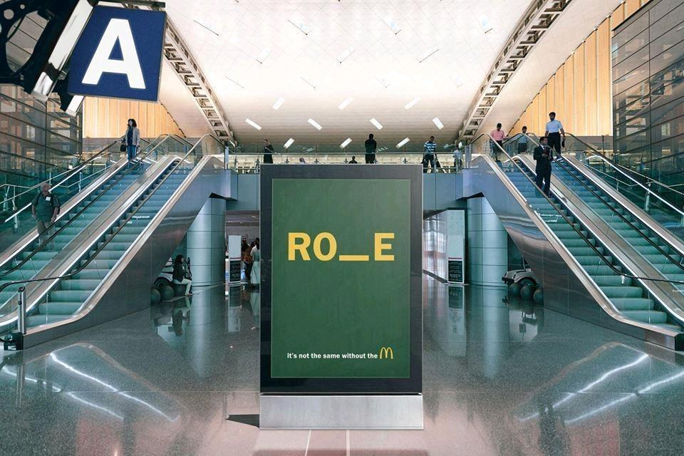 La nueva campaña de McDonalds es la bomba
