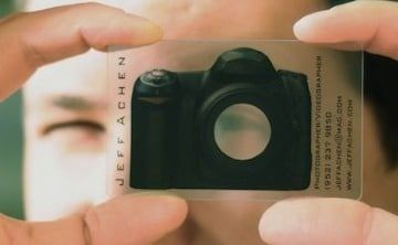 tarjetas de visitas fotografos