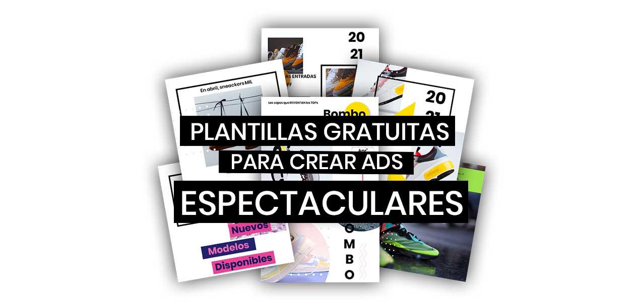 plantillas de anuncios